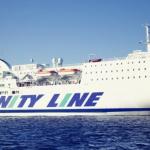 Wypadek na promie Unity Line