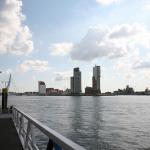 Port w Rotterdamie przyznaje zniżki na paliwo LNG