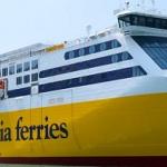 Inauguracja nowego statku flagowego Corsica Ferries [VIDEO]
