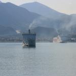 Ostrzeżenie dla greckich operatorów promowych