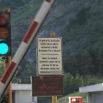Tunel Mont Blanc: Zakaz przejazdu dla pojazdów kategorii EURO 3