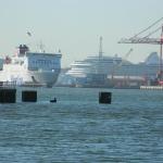 Promy Calais-Dover: Stena Nordica na Kanale La Manche