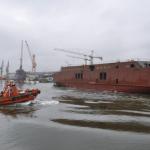 Promy z Polski: Pierwsze oficjalne cięcie stali w Remontowej Shipbuilding