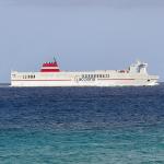 Trasmediterranea kontynuuje zmiany we flocie