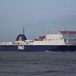 P&O Ferries wznawia rejsy na trasie Liverpool - Dublin