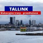 Tallink przedłuża sezon dla linii Helsinki-Ryga i Tallinn-Turku