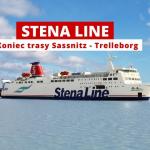 Stena Line zamyka linię Sassnitz - Trelleborg