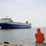 Promy do Anglii: Roszady we flocie DFDS