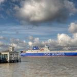 Promy do Anglii: 6-cio procentowy wzrost DFDS w 2014 roku