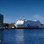 Promy do Szwecji: Stena Germanica opuściła gdańską stocznię