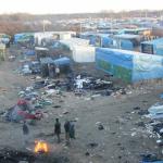 Francusko-brytyjskiego sporu o nielegalnych migrantów w Calais ciąg dalszy