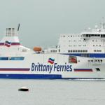 Brittany Ferries przygotowuje się na twardy Brexit