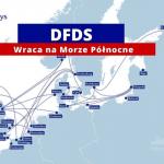 DFDS wraca na Morze Północne