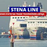 Stena Line zwiększa zdolność przewozową na Morzu Bałtyckim
