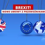 Rząd Wielkiej Brytanii podpisuje umowy z przewoźnikami o wartości 100 mln $