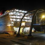 Stena Spirit: Kapitan oskarżony o spowodowanie katastrofy pływa dalej