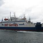 Scandlines czarteruje Mercandia VIII do obsługi trasy Puttgarden-Rødby