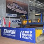 Remontowa Shipbuilding SA rozpoczyna budowę drugiego promu z serii trzech