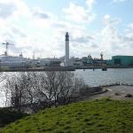 Rozpoczęto budowę nowego terminala DFDS w Dunkierce