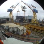 Pierwszy prom zasilany LNG zbudowany we Włoszech