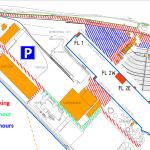 Port w Trelleborgu wyznacza miejsca do parkowania