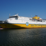 Debiut SEVEN SISTERS na trasie Le Havre – Portsmouth