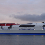 HSS Stena Explorer wraca na kurs
