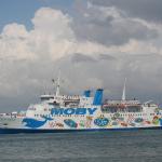 Moby Corse wróci na Morze Śródziemne