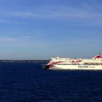 Promy do Finlandii: Tallink Grupp - wyniki za maj 2015