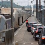 Szósty z rzędu miesiąc rekordów na Eurotunnel Le Shuttle Freight