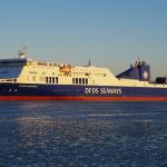 DFDS wykupuje ro-pax od Grimaldi
