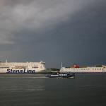 Stena Line wycofuje się z oświadczeń o poprawności zachowania na promie