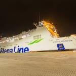 Już cztery promy Stena Line dla pasażerów i ładunków z Gdyni do Karlskrony