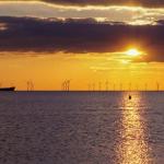 Jednostka P&O Ferries wykorzystywana przez morską farmę wiatrową