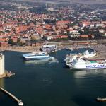 Rekordowy rok w porcie Ystad
