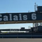 Imigranci w Calais użyli butli gazowych w celu zatrzymania ciężarówek