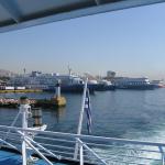 Plaga strajków w greckich portach