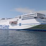 TT-Line świętuje wodowanie drugiego promu Green Ship