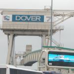 Port w Dover ustanowił nowy rekord eksportu pojazdów towarowych