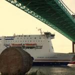 Stena Line: zmiany w harmonogramie, powrót Stena Jutlandica