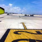 Operacja Stack: nieczynne lotnisko zamieni się w parking dla pojazdów ciężarowych