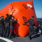 Ćwiczenia militarne korzystnie wpływają na DFDS