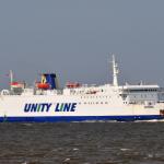 Unity Line: Prom Kopernik odchodzi na emeryturę