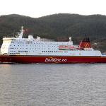 Fjord Line rozdaje bilety pasażerskie