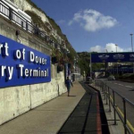 Ćwiczenia bezpieczeństwa w porcie w Dover