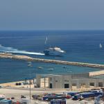 Baleària bada wykorzystanie LNG na królewskim jachcie