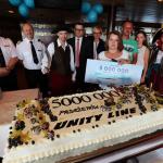 5-milionowy pasażer Unity Line