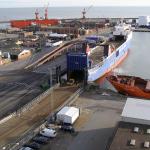 Ostatni rejs Stena Scanrail na trasie Göteborg – Frederikshavn