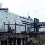 P&O Ferries: Duży wzrost przewozów na trasie Zeebrugge - Teesport