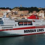 Minoan Lines zanotował najlepszą pierwszą połowę roku w historii